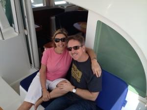 us on boat
