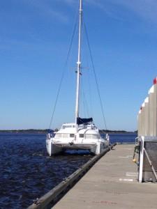 Fernandina Dock