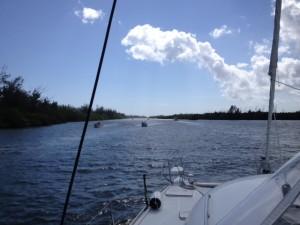 Weekend Boaters