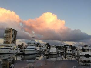Bahia Mar Sunset 2