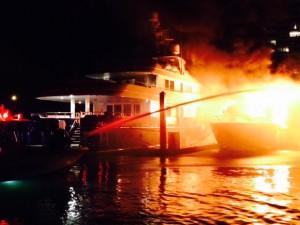 Boat Fire 3