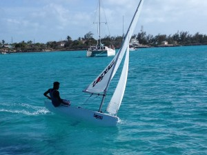 Day Sailer Black Point