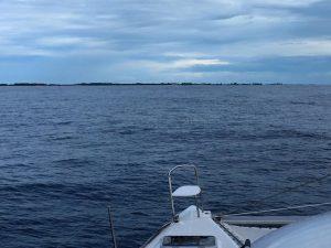 Approaching Bimini